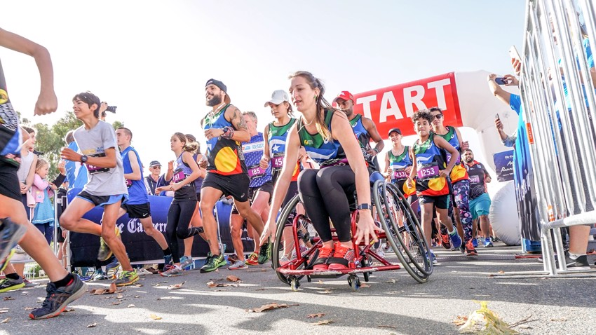 The Canberra Times Marathon Festival 2021!