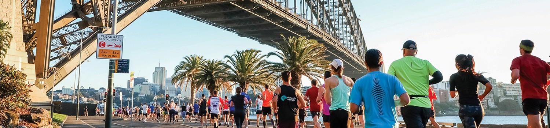 2021 Sydney Morning Herald Half Marathon