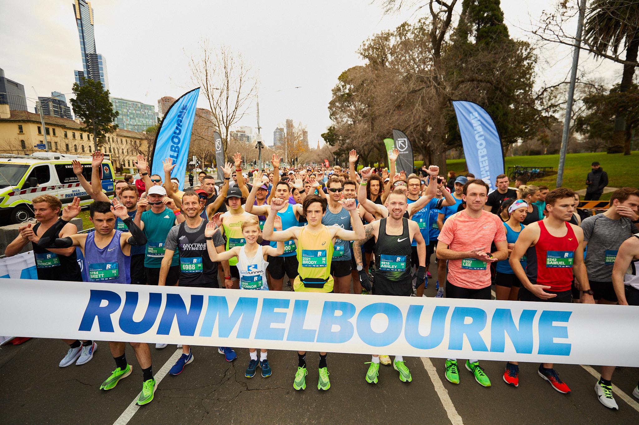 Run Melbourne 2021!