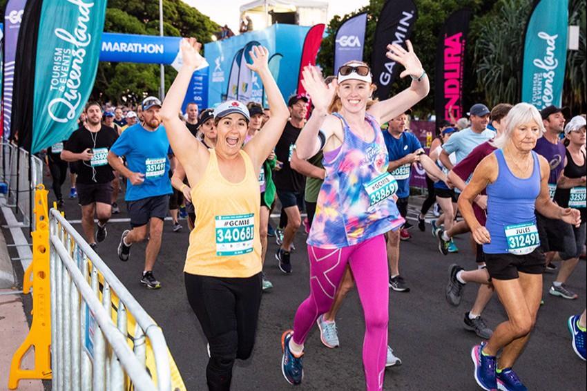 Village Roadshow Theme Parks Gold Coast Marathon 2021